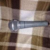 Микрофон Shure 58 betta (пр-во America), в Новосибирске