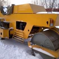 Каток дорожный вибрационный двухвальцовый ду-47Б, в Твери