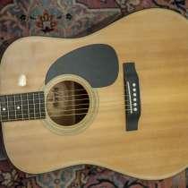 Акустическая гитара Morris W-18, в Новосибирске