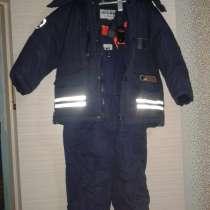 Теплый зимний детский костюм., в г.Астана