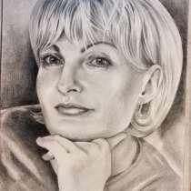 Художественный портрет по фото на заказ., в Владивостоке
