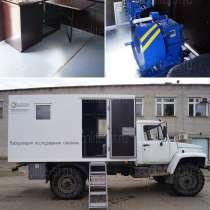 Лаборатория исследования скважин на базе ГАЗ 33081 Садко, в Сыктывкаре