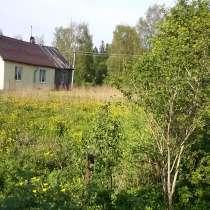 Часть дома в п. Соколинское + участок 8 сот, в Выборге