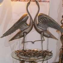 скульптуры из металла животных,птиц,героев сказок , в Краснодаре