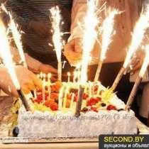 фонтан в торт, в Казани
