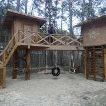 детская игровая площадка, в Новосибирске
