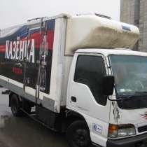 Грузоперевозки томск рефрожиратор 1.5т термобуд, в Томске