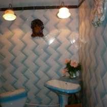 Продам 4-х комнатную квартиру в п. Верхние Серги (90 км от Е, в Нижних Сергах