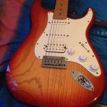 Fender USA Stratocaster Standard HSS 2008, в Новосибирске