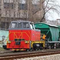 Маневровый односекционный тепловоз ТГМ - 40, в Екатеринбурге