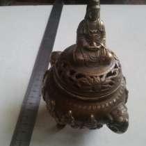 буддист. куррительница, в Улан-Удэ