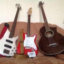 Уроки игры на гитаре, бас-гитаре, в Ростове-на-Дону