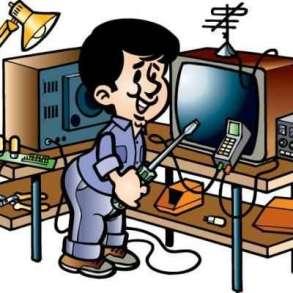 Срочный ремонт любых телевизоров, в Алексине