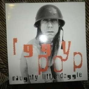 "Iggy Pop ""Naughty Little Doggy"" 1996 UK Virgin LP mint винил, в Москве"