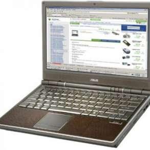 Продаю ноутбук Asus S6F в кожаной отделке, в г.Донецк