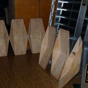 Старательские лотки из дерева (Осина, Кедр) для золота, в Красноярске