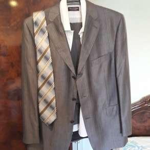 Костюм+рубашка галстук р52-54, в Москве