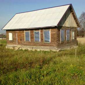 Дом в стадии строительства, в г.Орша