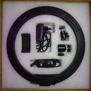 Светодиодный (180шт.) кольцевой светильник+стойка. 1шт, в Самаре