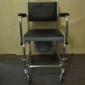Кресло инвалидное с туалетным устройством, в Красногорске