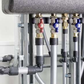 Монтаж систем отопления и водоснабжения, в Череповце