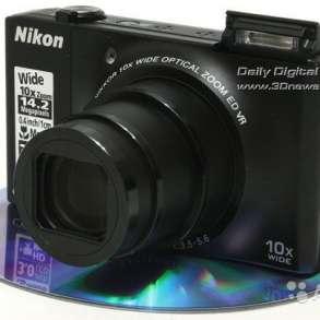 Продаю фотоаппарат Nikon coolpix s8000, в Ульяновске