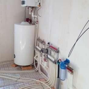 Сантехник отопление вода, в Киржаче