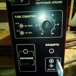 Сварочный аппарат от акмуляторов 12/24 вольта, в Санкт-Петербурге