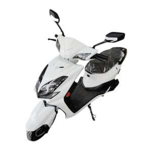 Rider DLX Gray Sporty Look Electric Scooter, в г.Russingen