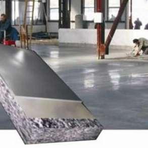 Бетонные полы, топпинг, шлифовка бетона, силлер, в Красноярске
