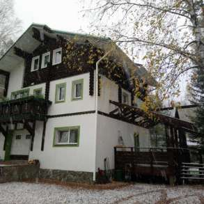 Дом в красивом месте, в Красноярске