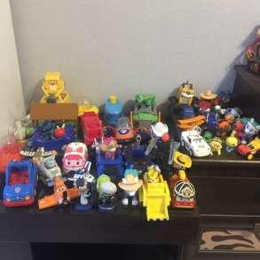 Игрушки пакетом детские, в Люберцы