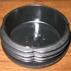 Пластиковые заглушки для металлических труб. Краснодар, в Краснодаре
