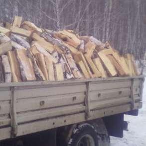 Дрова березовые колотые, в Челябинске