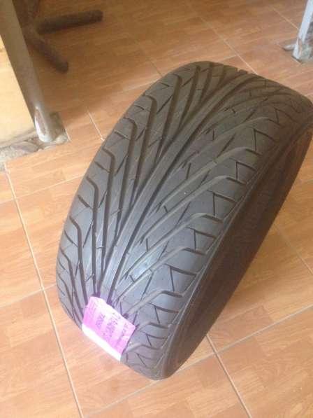 Новые шины 225/55R17