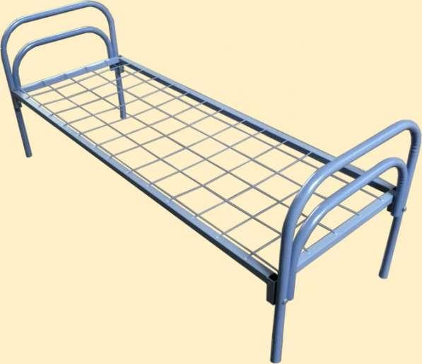 Металлические кровати для лагерей, рабочих, хостелов в Петрозаводске фото 7