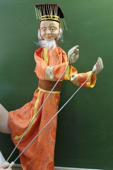 Изготовление на заказ театральных кукол