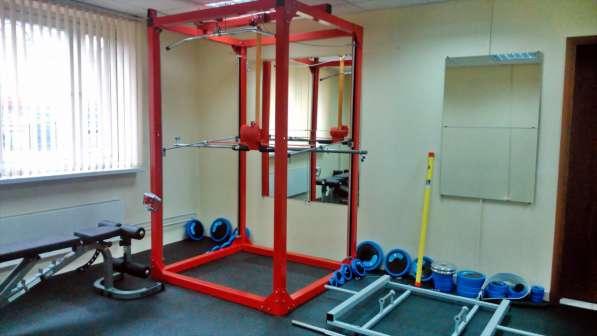 Тренажерный зал - студия персонального фитнеса