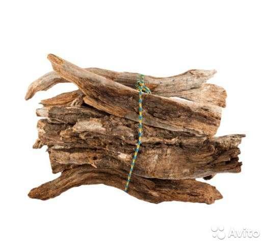 Дрова из саксаула 6-7 кг для шашлыка и камина