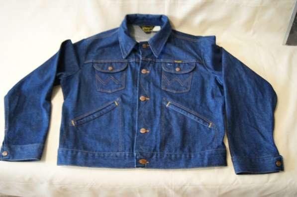 WRANGLER-Куртка. Made In USA