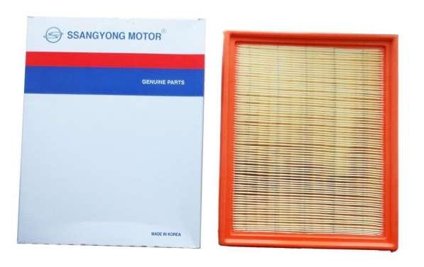 Фильтр воздушный SSANGYONG ACTYON/KYRON/RODIUS 2319009001