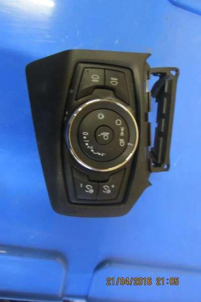 Блок управления фар Ford Focus 3