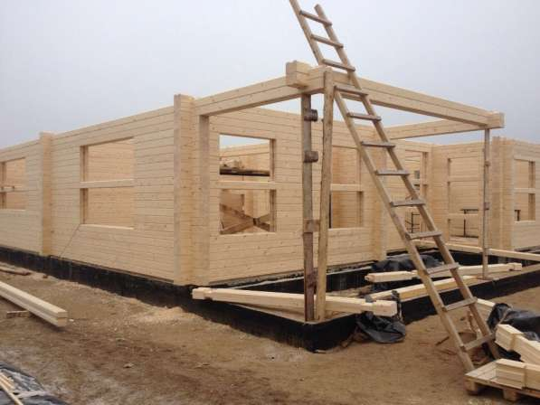 Строительство загородных домов по приемлимым ценам в Санкт-Петербурге фото 7
