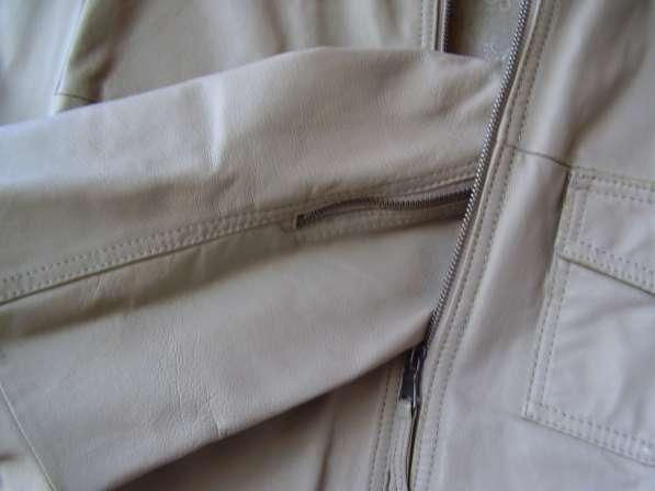 Кожаная куртка Мустанг Германия в Самаре фото 3