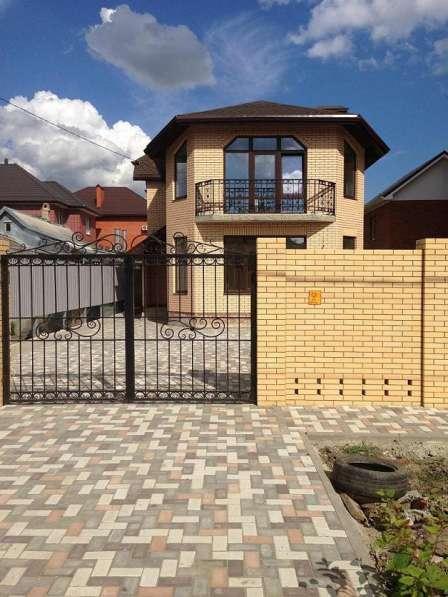 Новый дом по ул. 1-я Линия, 139 в Краснодаре