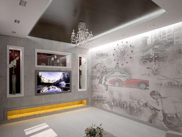 Дизайн частных интерьеров