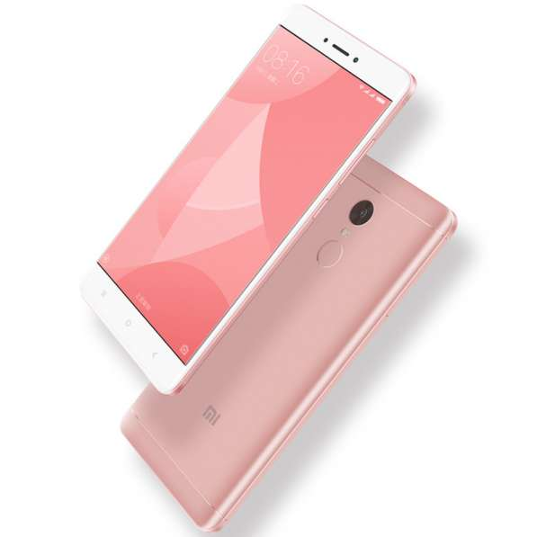 Смартфон Xiomi Redmi Note 4 - 32Gb в фото 5