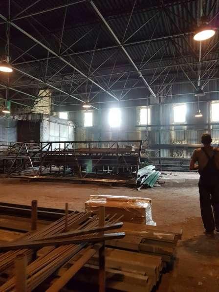 Сдам производство-склад 900 кв.м. в Красном Селе в Санкт-Петербурге фото 4