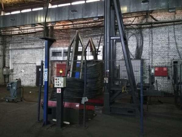 Завод по производству арматуры, метталической сетки в Москве фото 15
