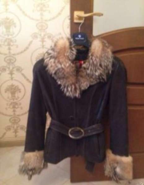 Продаю кожаную куртку